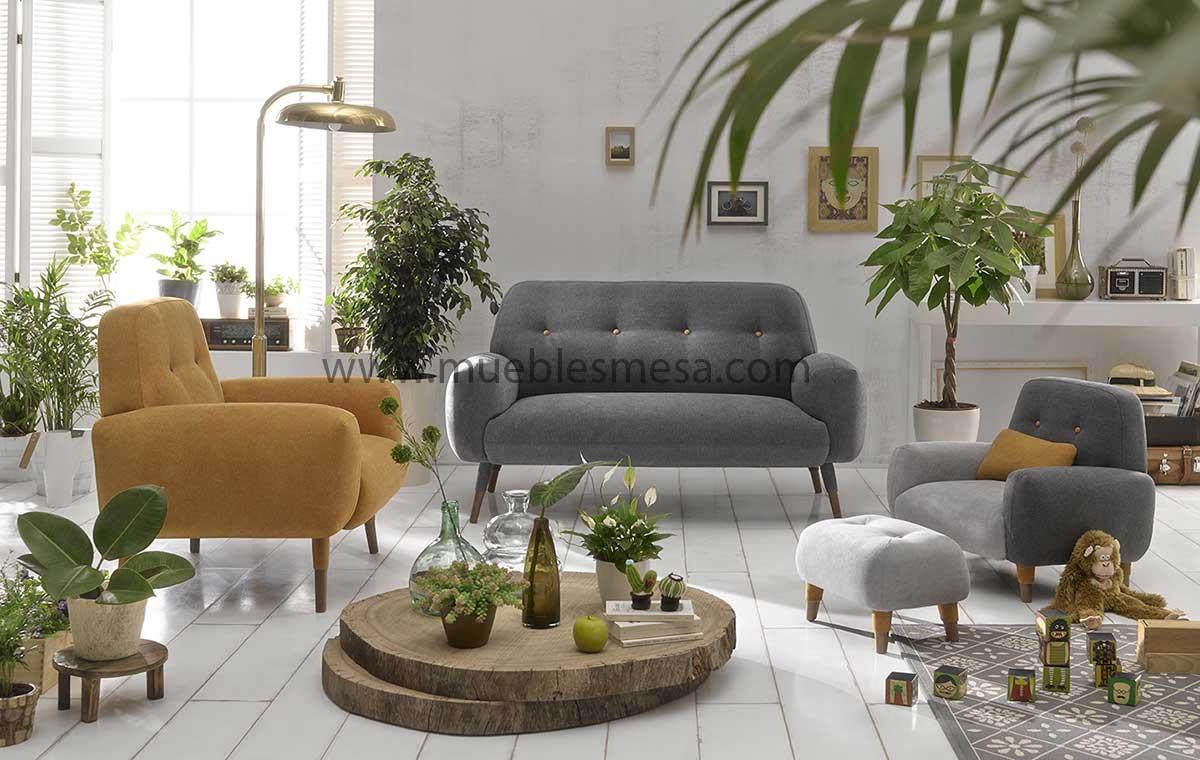 Mueble tapizado Sofas sillones chaisse Longue