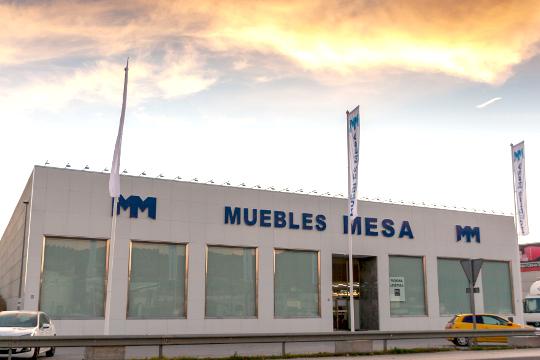 Muebles Mesa, tienda de muebles en El Ejido, Almería