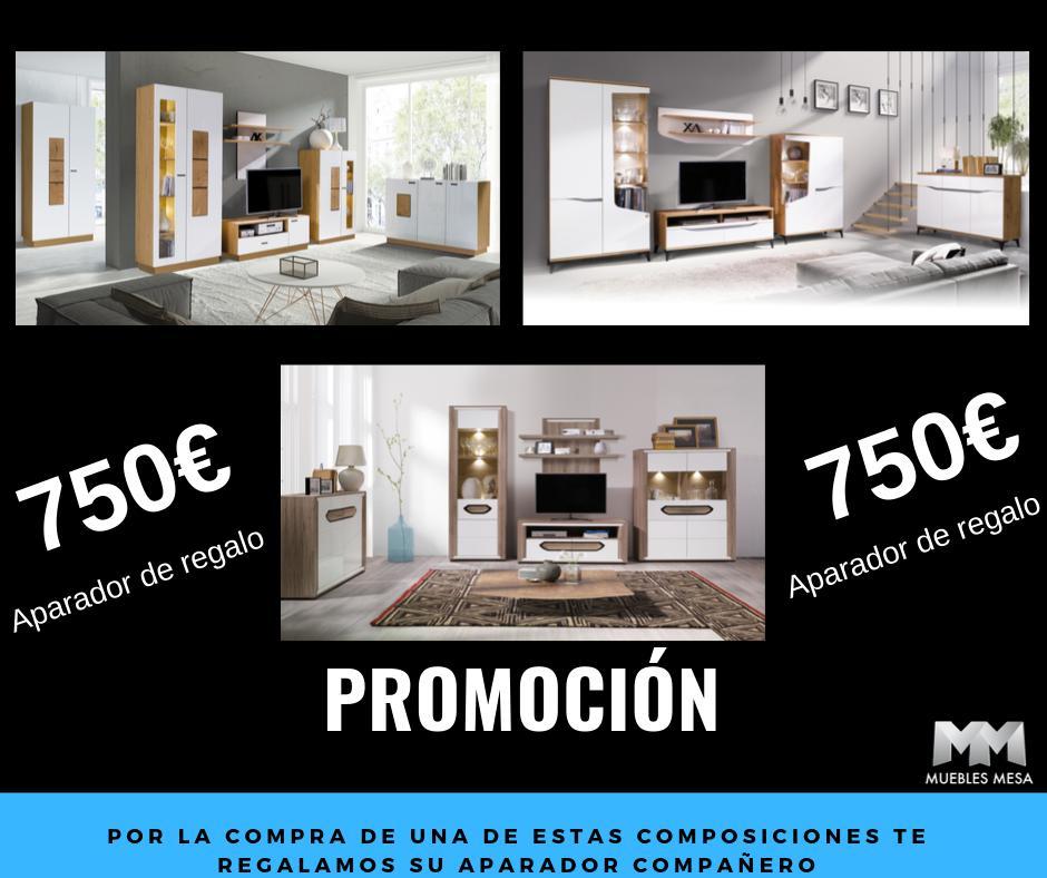 Promocion Muebles Mesa, Tiendas de Muebles en Andalucía