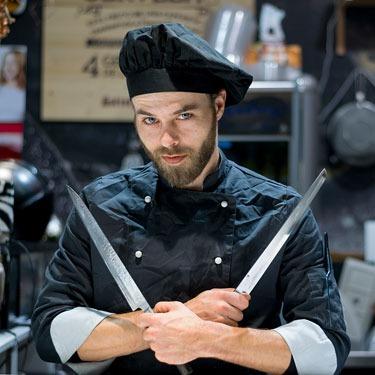 Chef Guillermo Trott